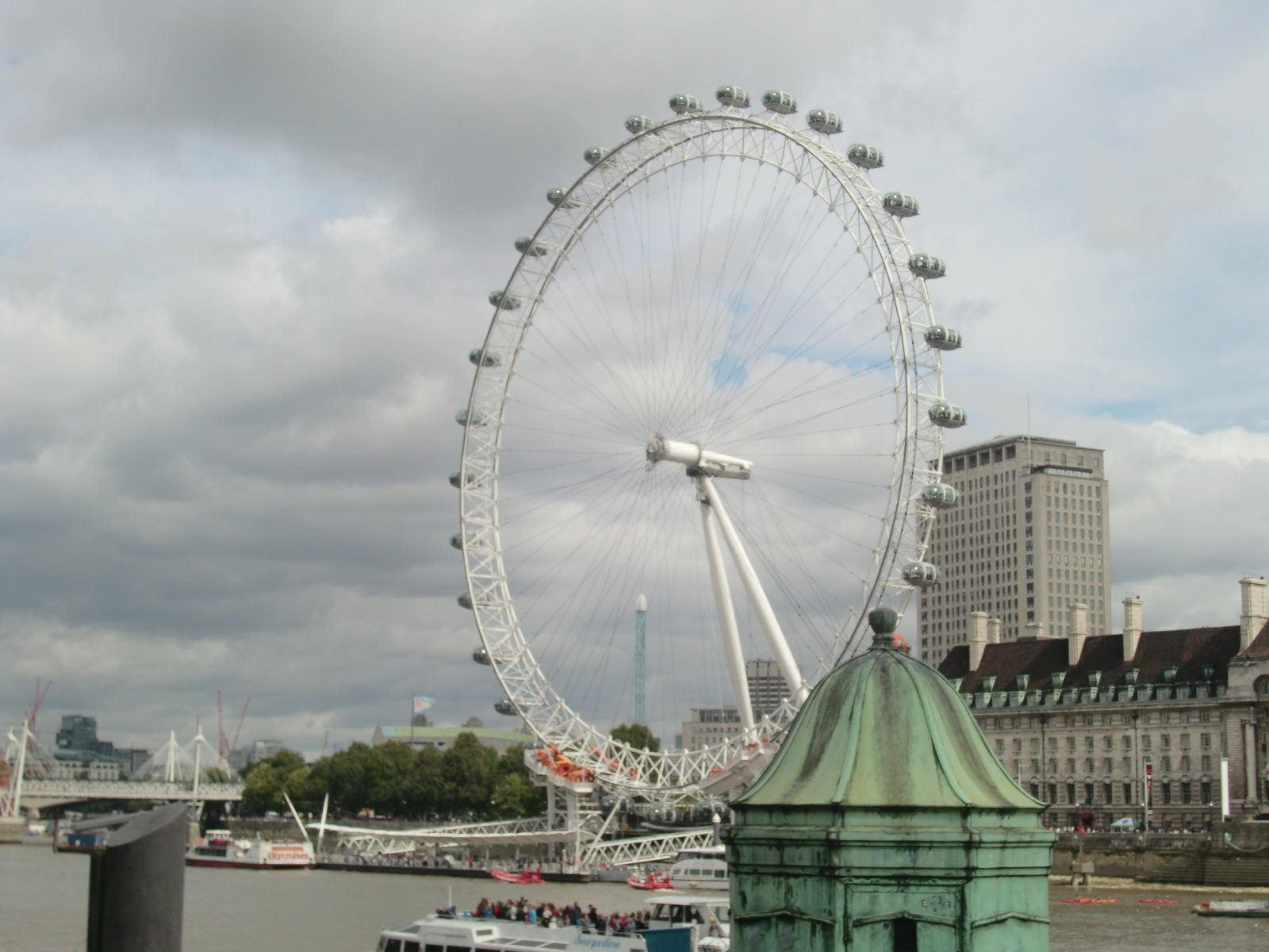 2014: Weltmeisterschaft in London