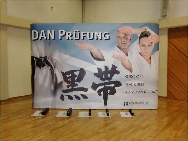 DAN-Prüfung, Juni 2012