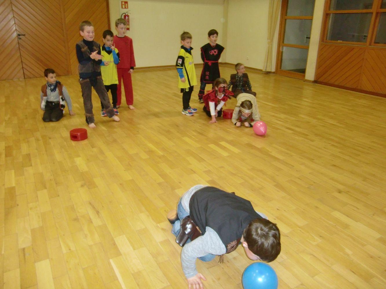 Rosenmontag-Training 2015