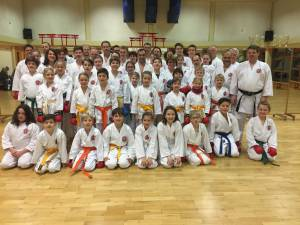 1. Karate Training 2017