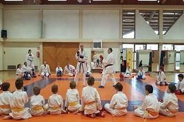 00 Deckblatt Karate-Lehrgang 2020